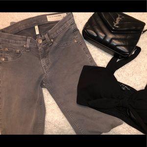 Rag & Bone Skinny jeans Legging Style size 24